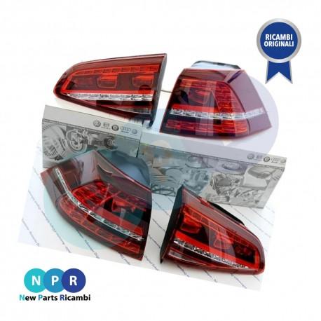 Schema Elettrico Golf 7 : Nuova volkswagen golf infomotori
